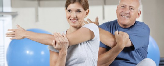 Physiotherapy helps male pelvic floor problems