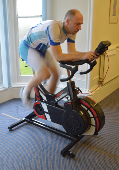 Wattbike cycling, Hallamshire Physiotherapy